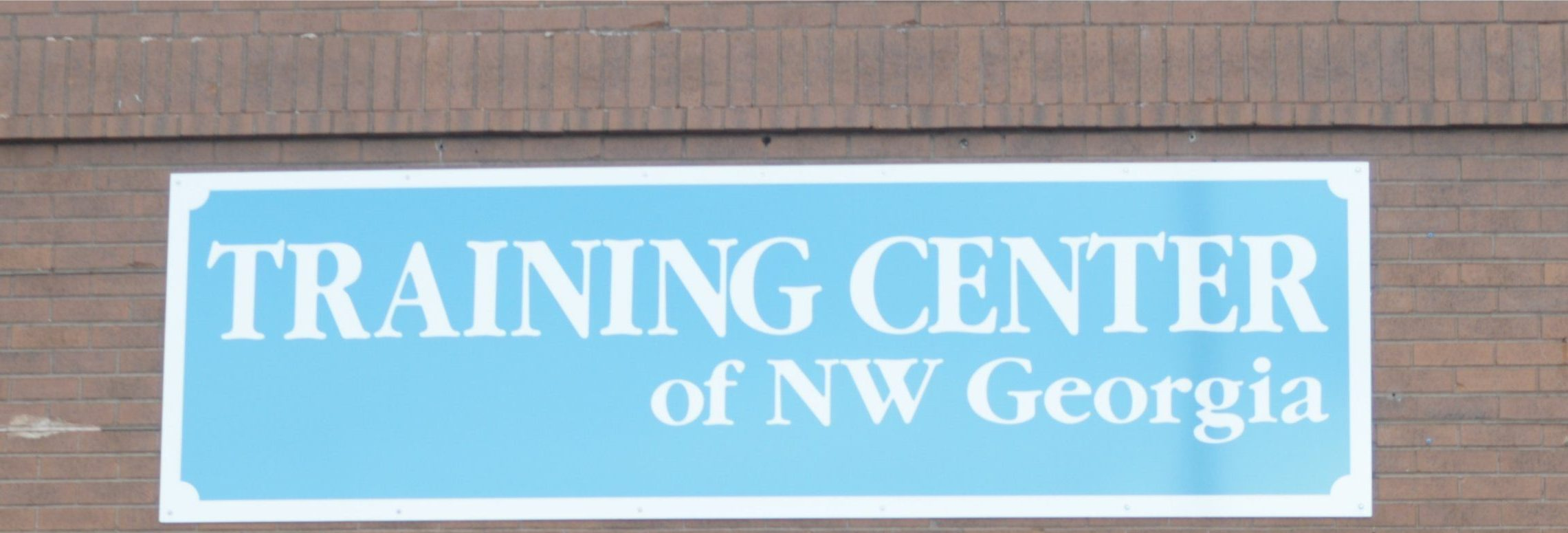 THE TRAINING CENTER OF NW GEORGIA